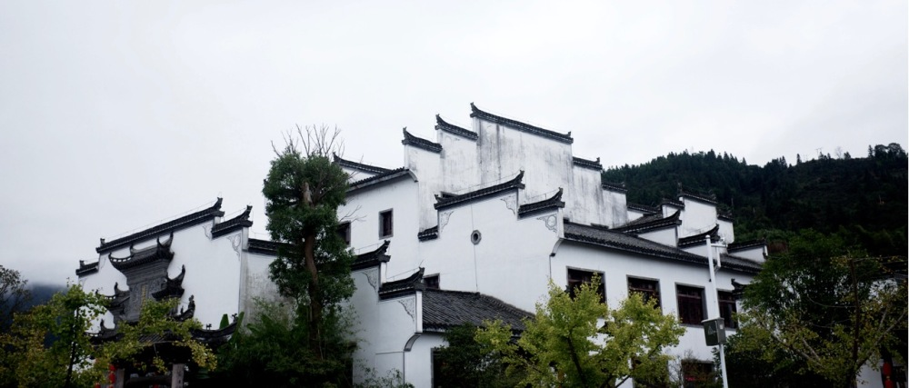 Jiangzi and WuYuan Mountains